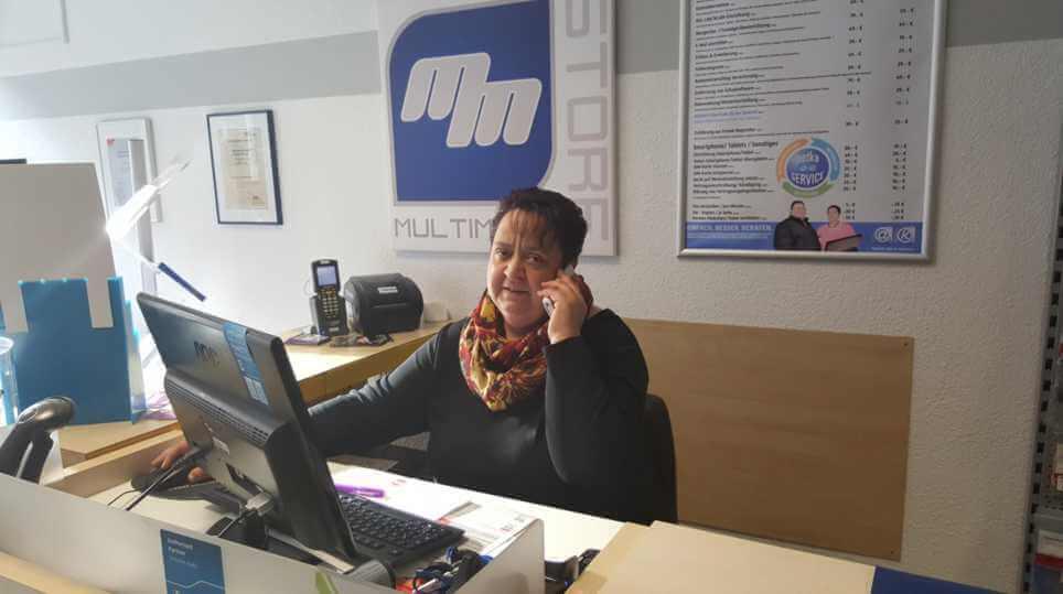 Diana Dötsch / MultiMedia-Store (POS)
