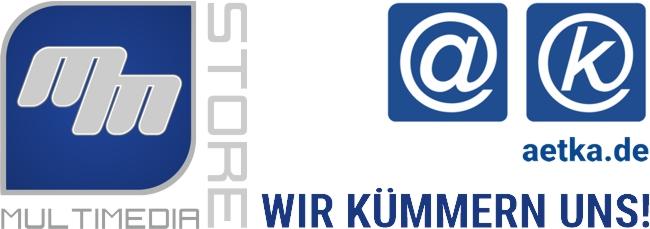 MultiMedia-Store / aetka - WIR KÜMMERN UNS